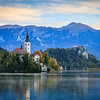 Bled Island & Castle