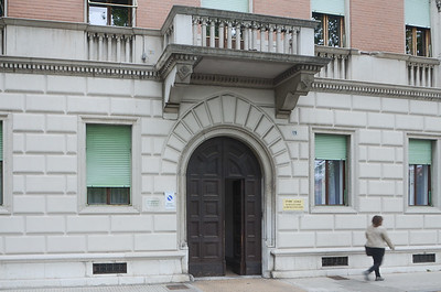 The house I stayed in Gorizia, Italy