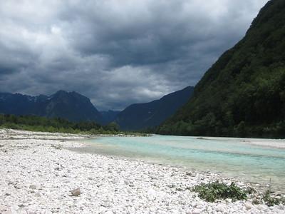 The Beautiful Soca River