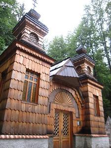 Church in Triglav National Park, Slovenia