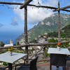 Arrival at Le Ghiande B&B overlooking Positano