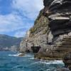 The rugged Amalfi Coast
