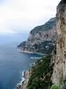 <center>Capri's Coastal Cliffs    <br><br>Capri, Italy</center>