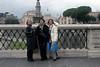 <center>Carol, JoAnn, JoAnn    <br><br>Rome, Italy</center>