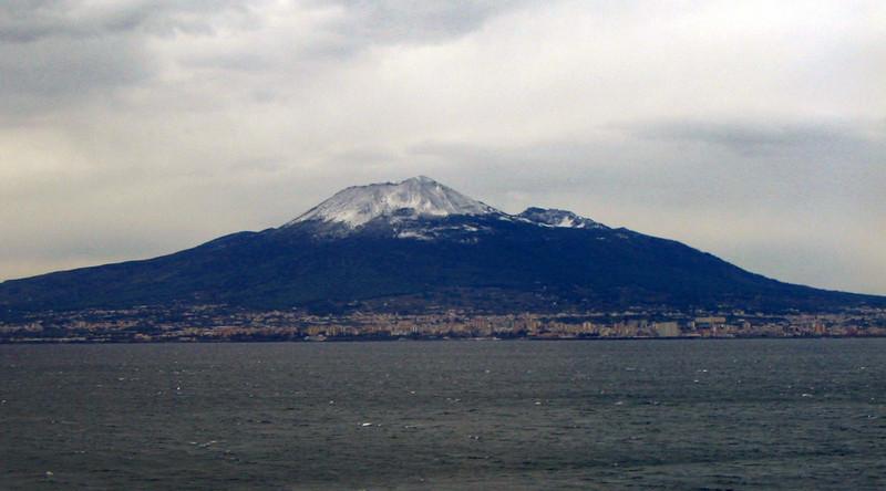 <center>Vesuvius   <br><br>Amalfi Coast</center>
