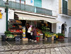 <center>Outdoor Market in Capri    <br><br>Capri, Italy</center>