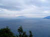 <center>Vesuvius On The Horizon    <br><br>Capri, Italy</center>