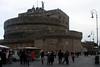 <center>Castel Sant' Angelo    <br><br>Rome, Italy</center>