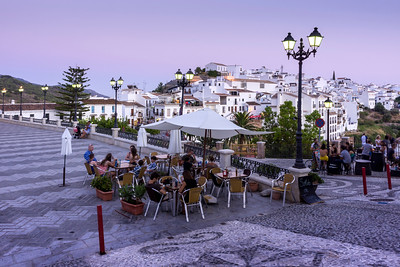 Frigiliana Street Cafe