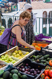 Frigiliana Market Day
