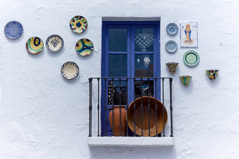 Frigiliana Window