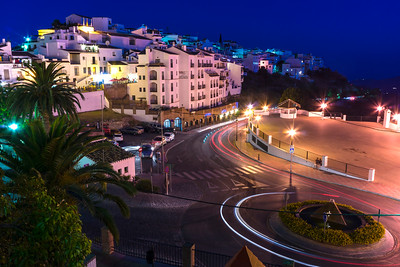 Frigiliana at Night