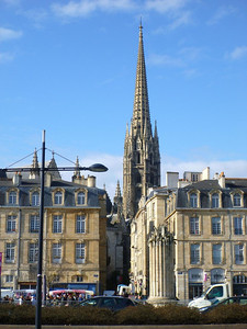 Bordeaux's Great Spire