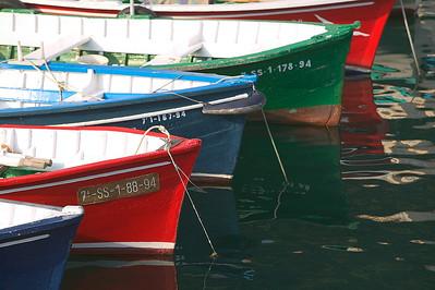 boats San Sebastian