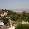 Sp 3763 uitzicht van ons appartement in Cumbres Verdes