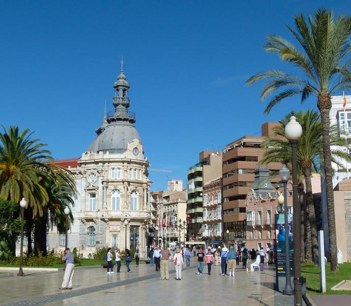 Exploring Cartagena Spain