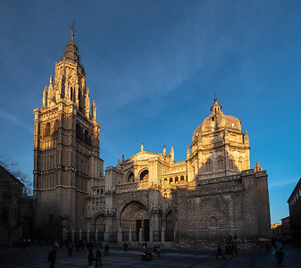 Cathedral of St Mary of Toledo