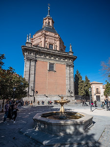 Plaza de los Carros Madrid