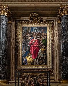 El Expolio de Cristo by El Greco