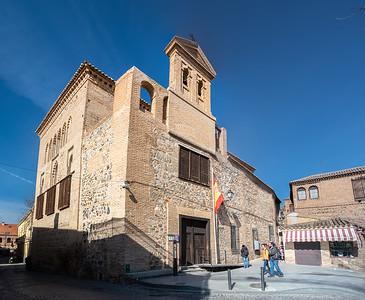 Museo Sefardi Sinagoga del Transito