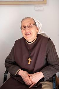 nun in a Jews for Jesus cult Toledo