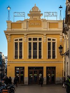 Cine Ideal 1916 Madrid