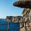 Ocean view from Cova D'en Xoroi