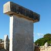 Talus on Menorca