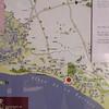 An 1828 kaart kustgebied Chiclana de la Frontera