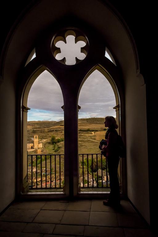 Alcazar (palace) Segovia, Spain