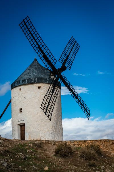 La Mancha Windmills, Spain