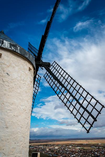 Windmills Near Consuegra, Spain