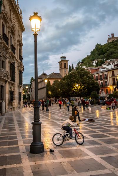 Plaza Nueva Granada, Spain