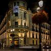 Evening Streets of Granada