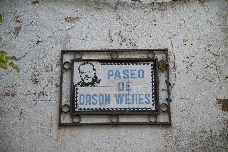 Street in Ronda, Spain