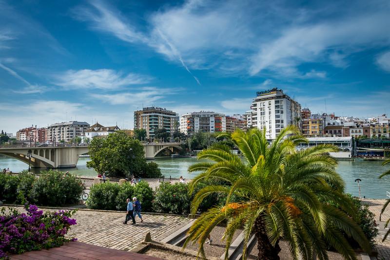 Guadalquivir Riiver, Sevilla