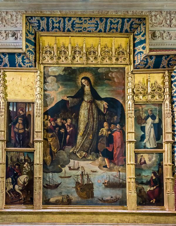 Alcazar Painting