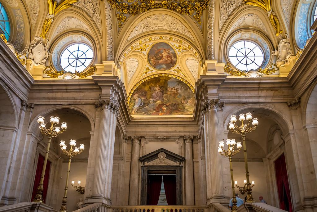 Royal Palace Madrid, Spain
