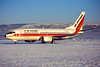 EC-FUT Boeing 737-3Q8 c/n 26293 Glasgow/EGPF/GLA 26-12-95 (35mm slide)