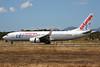 "EC-KCG Boeing 737-85P c/n 33981 Palma/LEPA/PMI 16-06-16 ""Puerto Rico"""