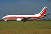 EC-FVJ Boeing 737-3Y0 c/n 24256 Glasgow/EGPF/GLA 19-08-95 (35mm slide)