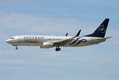 "EC-JHK Boeing 737-85P c/n 33975 Paris-Orly/LFPO/ORY 11-06-17 ""Skyteam"""