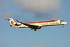 "EC-JTS Canadair Regional-Jet 900 ""Air Nostrum"" c/n 15071 Palma/LEPA/PMI 14-06-16 ""IBE"""