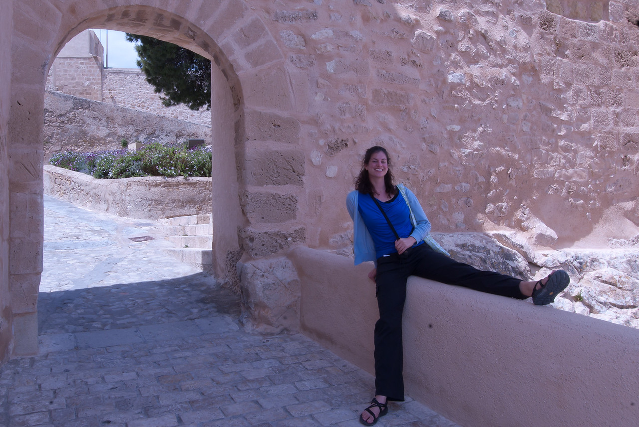 Exploring the sights of Alicante, Spain
