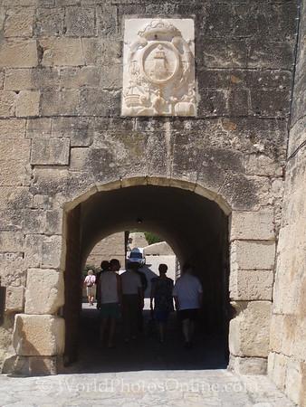 Castillo de Santa Barbara - Main Gate
