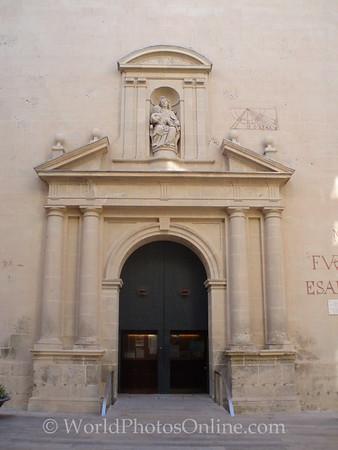 Cathedral of Saint Nicholas - Entrance