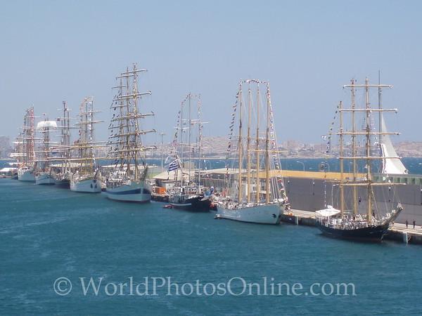 Tall Ships Race 2007 - Alicante 2