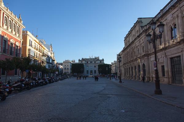 Seville, Day 3