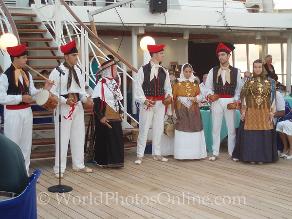 Ibiza Island - Traditional Clothing and Dance 1