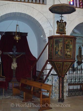 San Josep - Church of Sant Josep - Baroque Pulpit